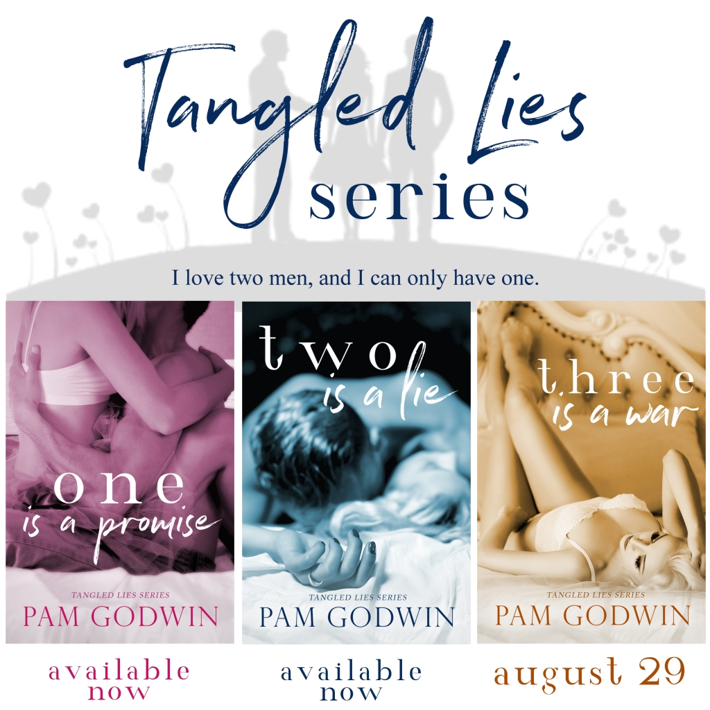 Tangled Lies series